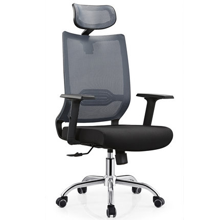 Shenzhen durable armrest swivel office chair with headrest