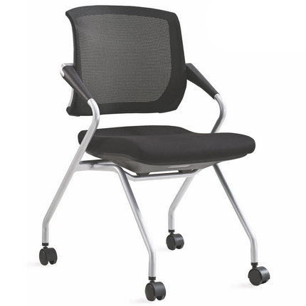 China Office Conference Chair Training Folding Seating Caste