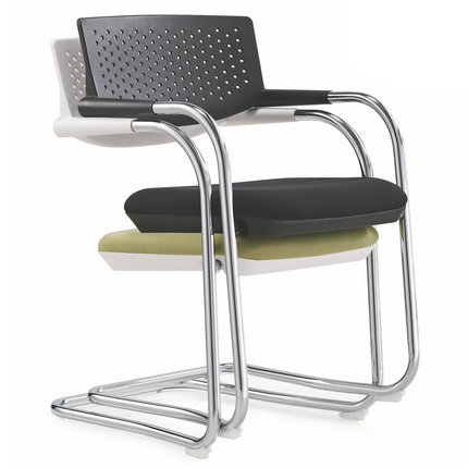hong kong durable stackable office staff conference chairs