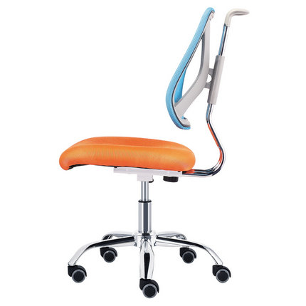 Foshan adjustable height operator office chair without armre