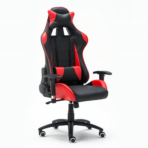 reclining racing leather computer chair gaming office chair
