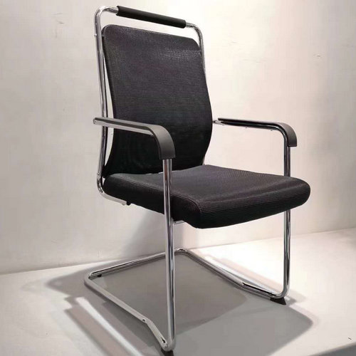 mesh back waiting room visitor chair conference chairs