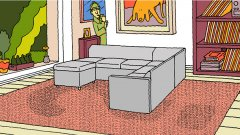 The Case of the Perfect Sofa